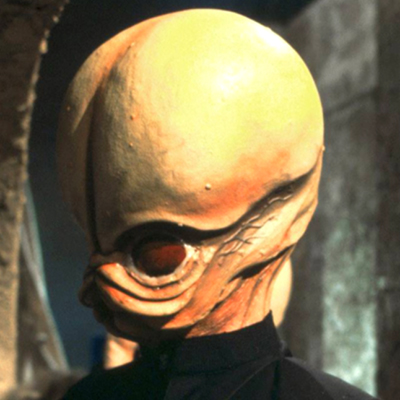 The Star Wars Holiday Special 1978 Cantina Band Member #4
