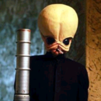 The Star Wars Holiday Special 1978 Cantina Band Member #1
