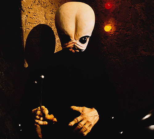 The Star Wars Holiday Special 1978 Cantina Band Member #2