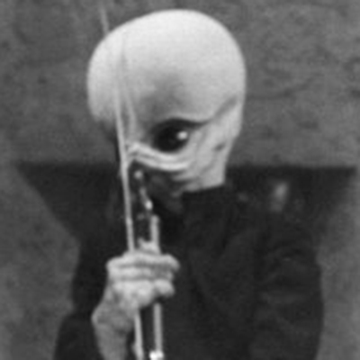 The Star Wars Holiday Special 1978 Cantina Band Member #3