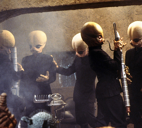 The Star Wars Holiday Special 1978 Cantina Band