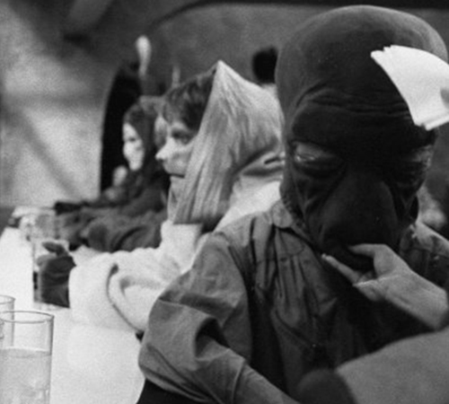 The Star Wars Holiday Special 1978 Cantina Alien Chachi De Maal