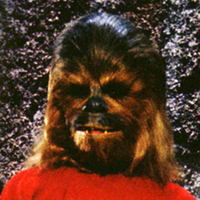 The Star Wars Holiday Special 1978 Chewbacca