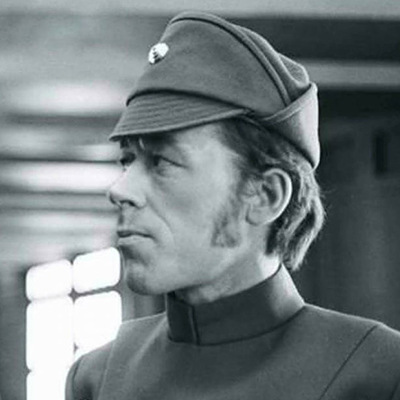 The Star Wars Holiday Special 1978 Imperial Officer Chief Bast