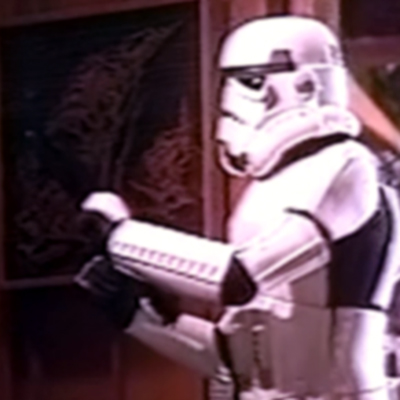 The Star Wars Holiday Special 1978 Imperial Stromtrooper