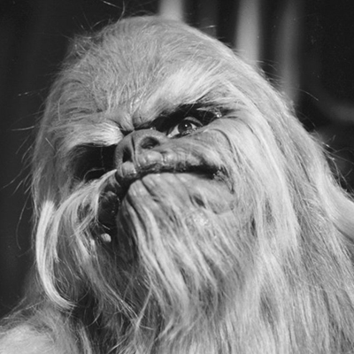 The Star Wars Holiday Special 1978 Wookie Itchy