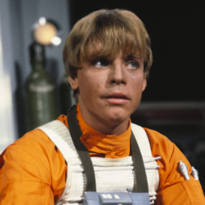 The Star Wars Holiday Special 1978 Luke Skywalker