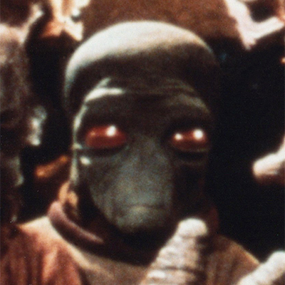 The Star Wars Holiday Special 1978 Cantina Alien Ohwun De Maal