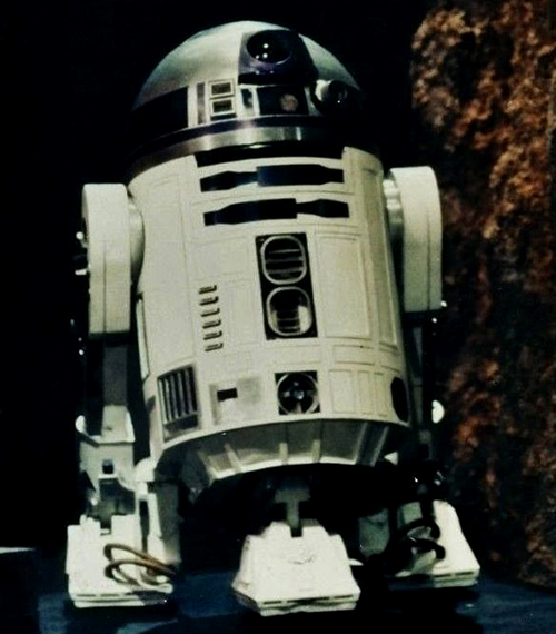 The Star Wars Holiday Special 1978 R2-D2